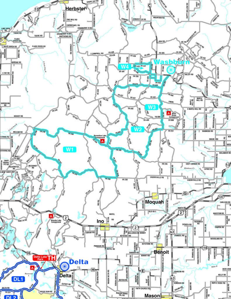 Washburn Gravel Routes - Chequamegon Area Mountain Bike ...